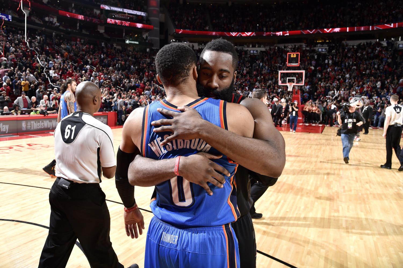 de40603e122 Oklahoma City Thunder v Houston Rockets - ESPN 97.5