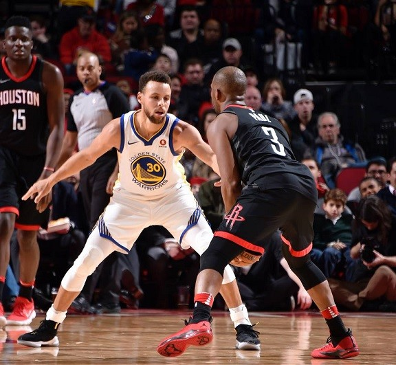 Houston Rockets Vs Golden State Warriors Lineup: Rockets-Warriors Beef Heats Up