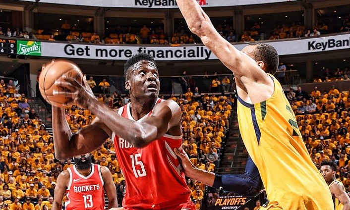 6b2f1d1d2ff The Bench  Rockets have to pay Clint Capela - ESPN 97.5